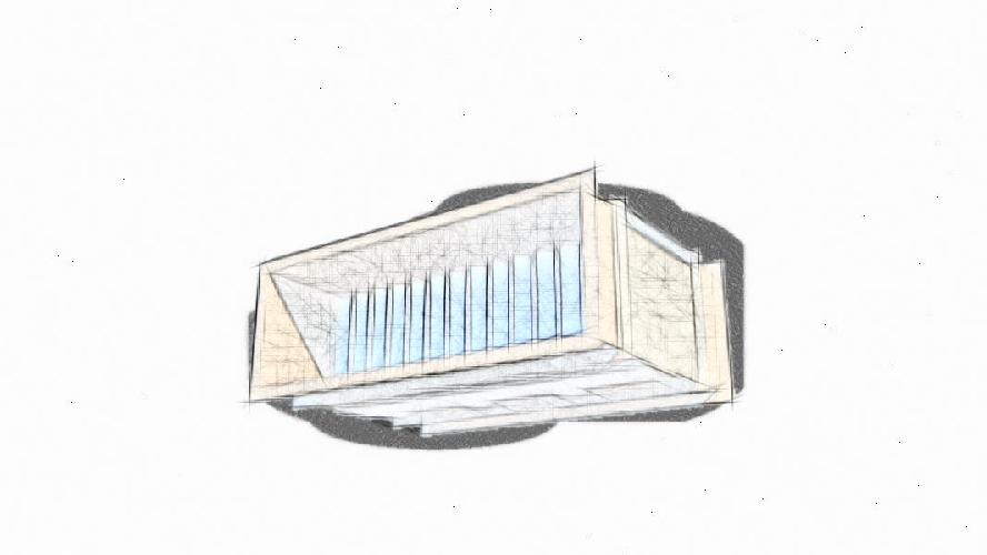 UV-C-PCO LED fertőtlenítő berendezés