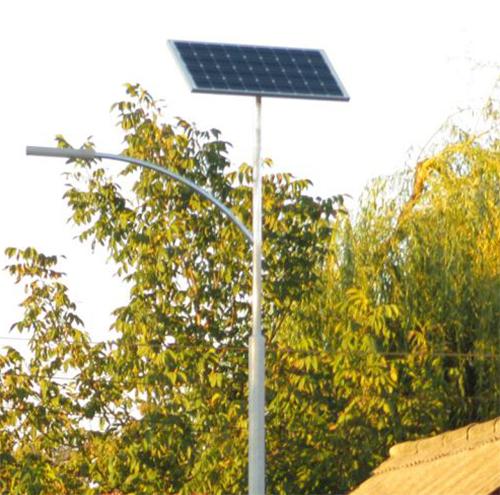Hajdúnánás, napelemes közvilágítás