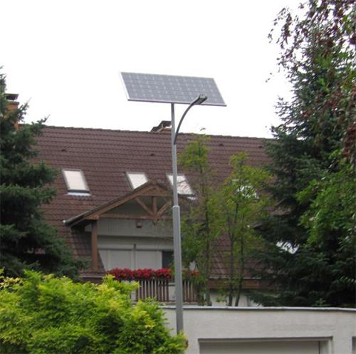 Debrecen, Napelemes közvilágítás