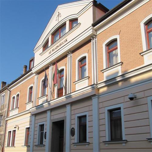 Szegedi Ítélőtábla, beltéri LED-es világítástechnikai rekonstrukció