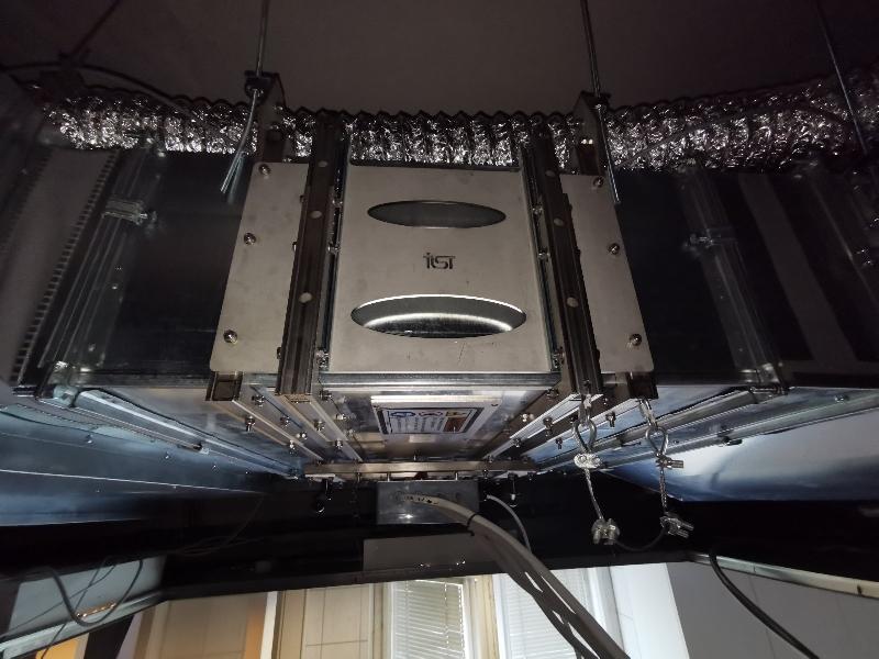 UV-C LED budapesti SOTE Újszülött Intenzív Osztály