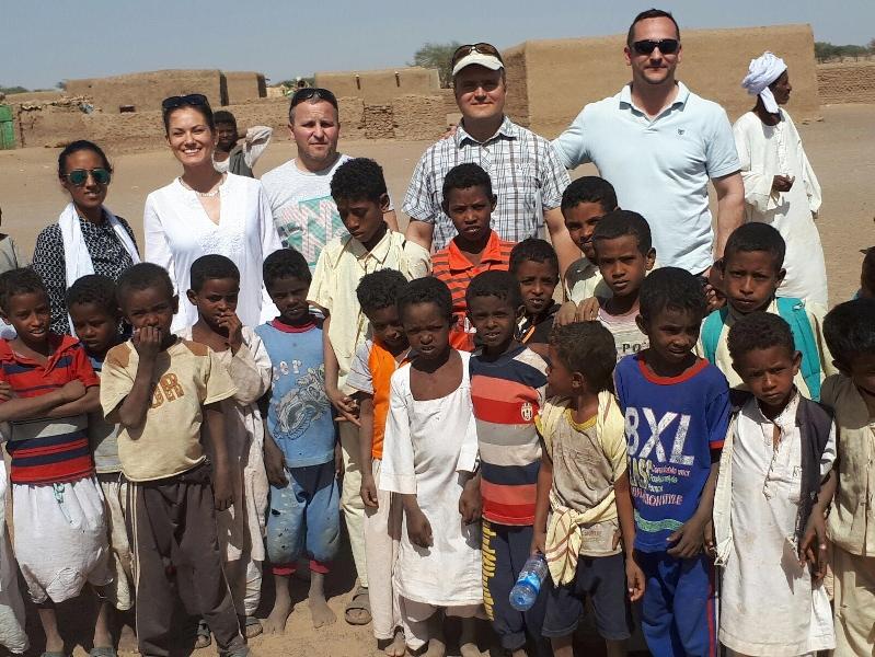 River Nile Állam, Szudán - szolár- és világítástechnikai konzultáció