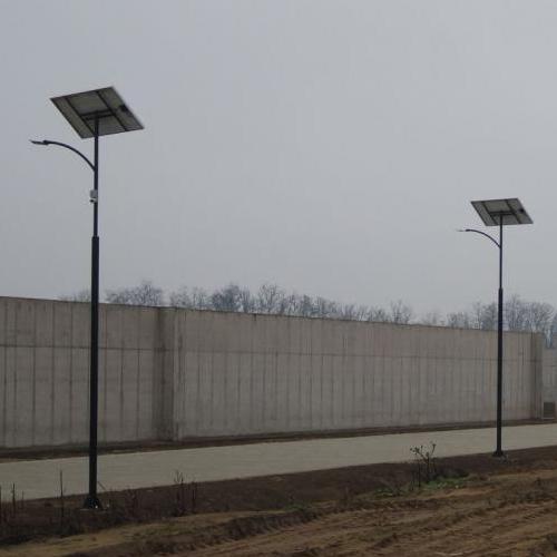 Nyíregyháza, EPC-ÖKOPARK napelemes térvilágítás